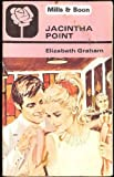 Front cover for the book Jacintha Point by Elizabeth Graham