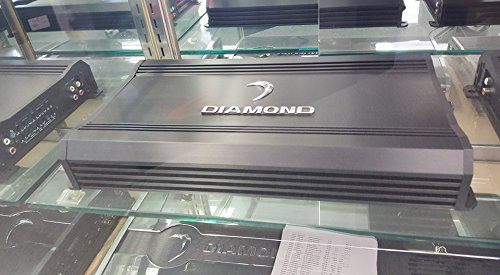 Diamond Audio D3 800.1 800 Watts RMS at 1 Ohm Class D Monoblock Amplifier