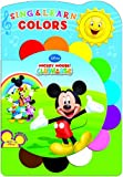 Mickey Mouse Clubhouse: Colors, Editors of Publications International Ltd., 1412717299