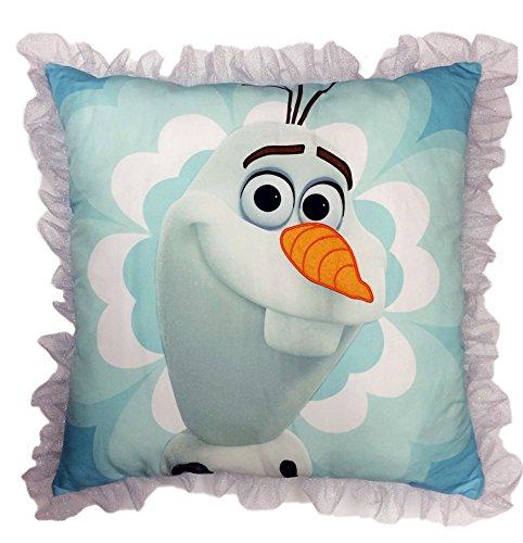 Disney Frozen Olaf Decorative Pillow