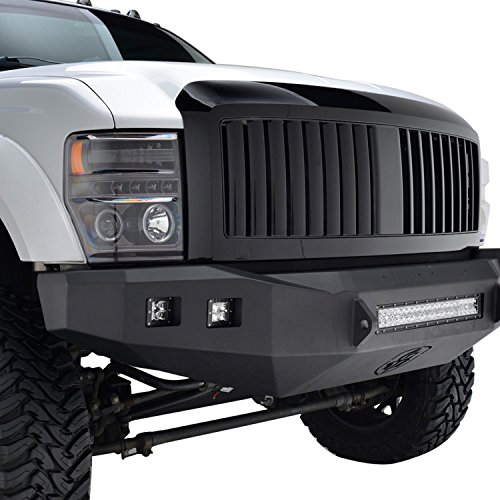 ZMAUTOPARTS For Ford F150 F150 Pickup Front Bumper Lower Billet Grille Grill Insert New