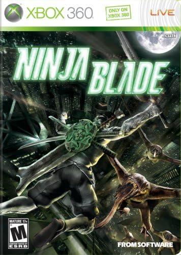 Amazon.com: Ninja Blade - Xbox 360: Microsoft Corporation ...
