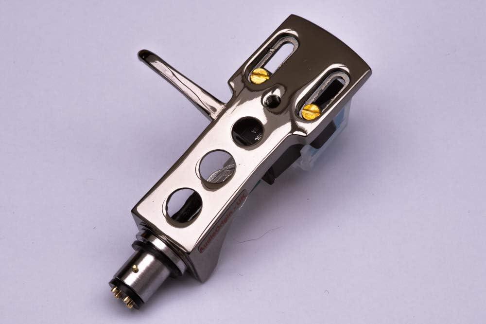 TT04 XL-DD30 TT-2000 needle for Gemini TT-04,XL-DD50 XL-BD40 cartridge DJ-Q1200 - MADE IN ENGLAND GL-101 DJ-Q1300 VINYL 2 MP3 XL-BD10 Titanium plated Headshell XL-DD20 ITT