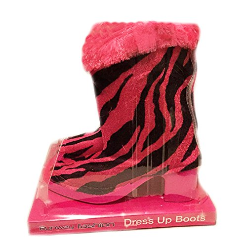 Dress Up Boots (Colonel Costume For Kids)