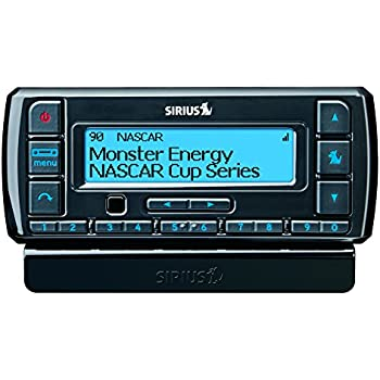 SiriusXM-SSV7V1 Stratus 7 Satellite Radio with Vehicle Kit- Black with 1 free month and free activation