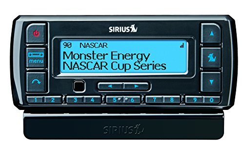 SiriusXM-SSV7V1 Stratus 7 Satellite Radio with Vehicle Kit- Black