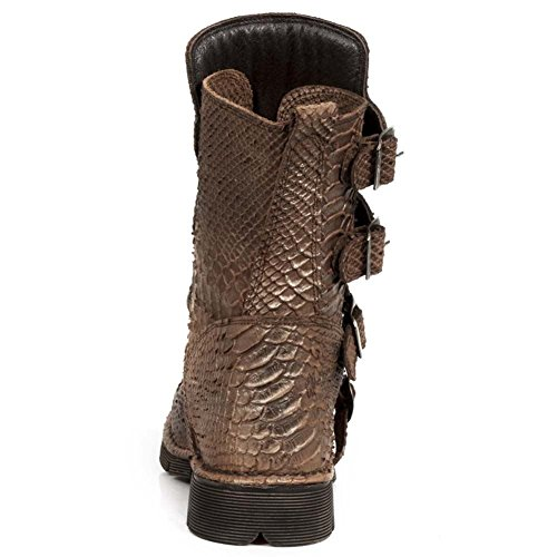 1471 Light New Sales Women Men Comfort Light Comfort 43 Sales Leather Brown Size M Rock Light Comfort S17 UIqI8rx