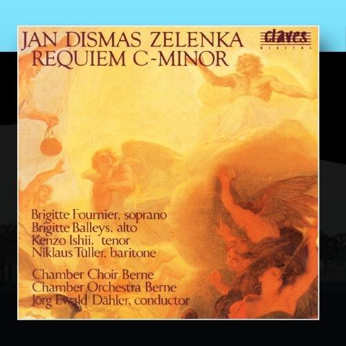 Price comparison product image Jan Dismas Zelenka: Requiem In C Minor