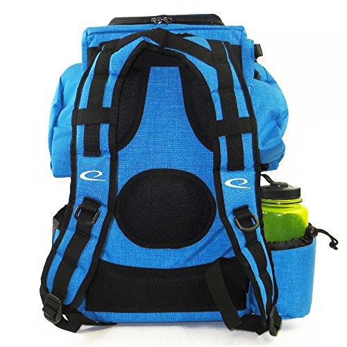 21cd1e15d19 Latitude 64 Golf Discs DG Luxury E3 Backpack Disc Golf Bag - Blue Black