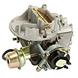 ALAVENTE Carburetor Carb for Ford F100 F250 F350 MUSTANG 2100 2 BARREL Engine 289 302 351 JEEP 360 (Automatic Choke)