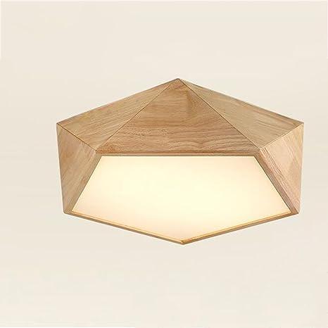 Adelaide - madera sólida japonesa geometría de la ...