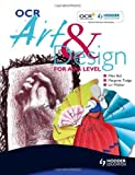 img - for OCR Art and Design for A Level: Students Book by Ballantyne Shirley Brindle John Tudge Margaret Wingham Norma Walker Lin Adlem Kim Ball Mike (2008-08-29) Paperback book / textbook / text book