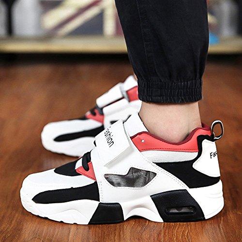 Wild Versión Estudiante Coreana Cushion xiaolin Zapatillas Informales Rojo Air Zapatos Running Turismo XtSw1Yxqx