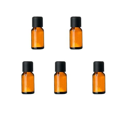 15 ml de vidrio retornables que capsula de la botella de aceite esencial de contenedores (