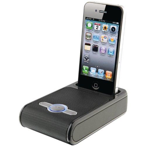 iLive ISP091B Portable Speaker iPhone product image