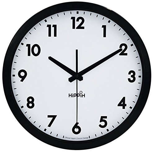 Hippih Ticking Clock Glass Cover