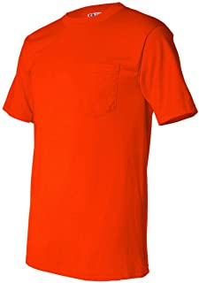 product image for Bayside Men's Pocket Tee Simple T shirt 1725