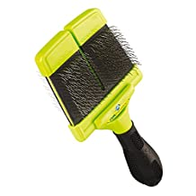 Tetra Furminator Slicker Dog Pet Brush Firm Large - Medium/Long/Curl Coats