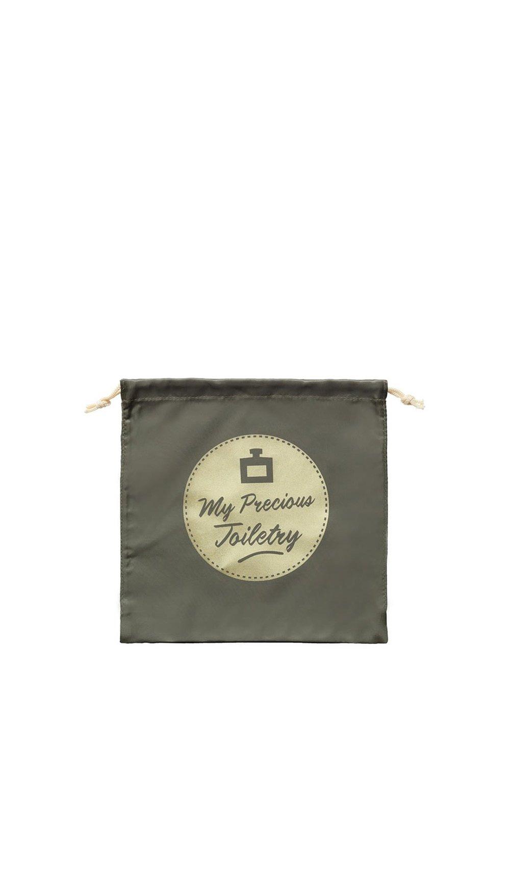 Cathy ds paris Clutch bag MY PRECIOUS TOILETRY Khaki Women Spring/Summer Collection