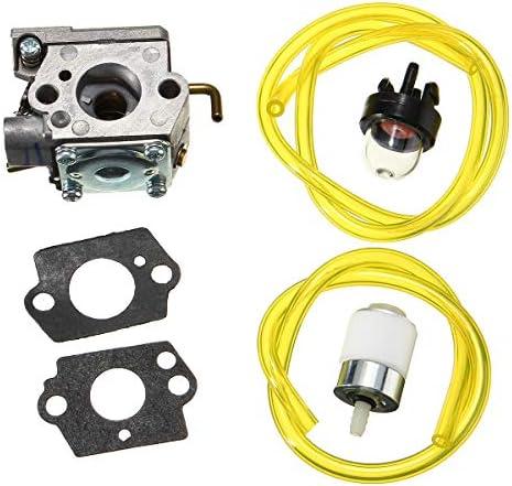 EgBert Vergaser Primer Glühbirnen-Gasketten Filter Für Walbro Wt-682-1 Wt-682 Troy-Bilt Tb65Ss Trimmr Mtd Ryobi