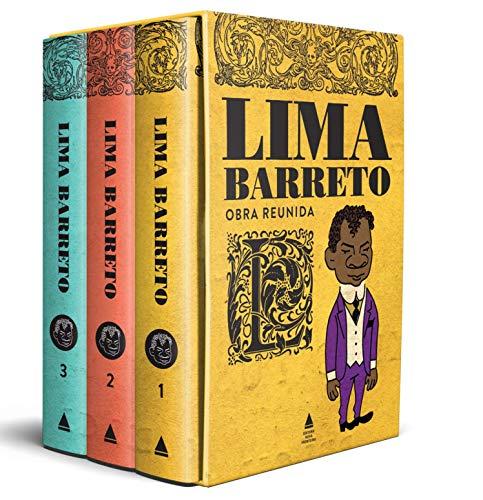 Lima Barreto Obra Reunida Caixa
