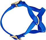 Perri's Mini Nylon Cow Halter, Royal Blue, Size 1