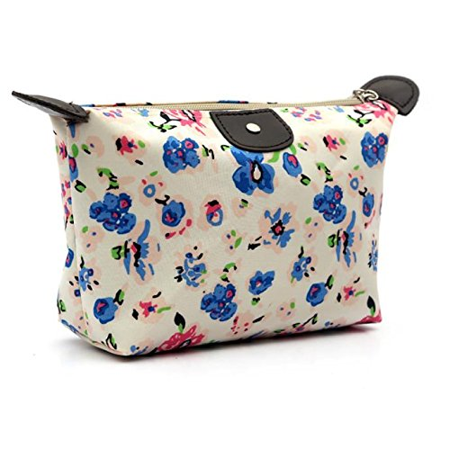 Clearance! Women Clutch Cosmetic Bag Fashion Travel Makeup B