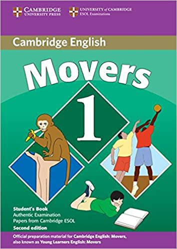 cambridge young learners english books