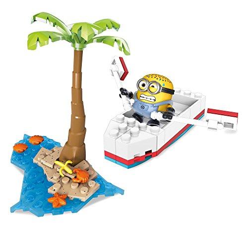 Mega Bloks Boys Construx Despicable Me Runaway Rowboat