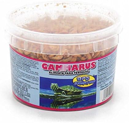 BPS® Alimento Comida Gammarus para Tortugas