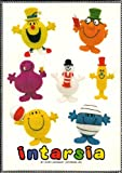 img - for Mr. Men Toys : 7 Knitting Patterns. book / textbook / text book