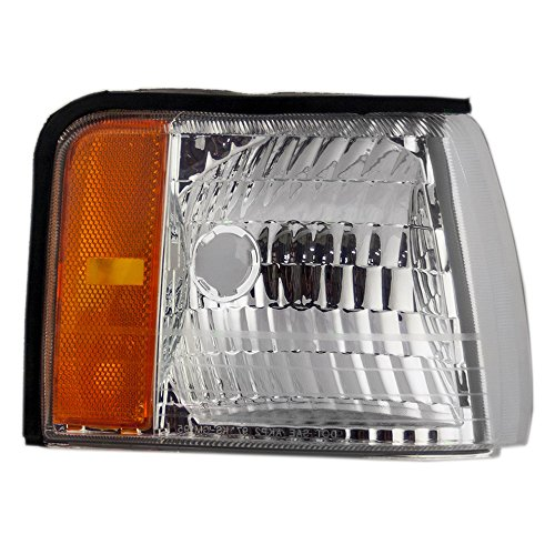 - Passengers Cornering Park Signal Side Marker Light Lamp Lens Replacement for Cadillac 16522806 AutoAndArt