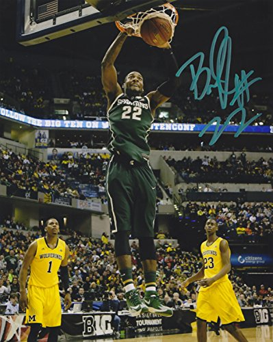 Branden Dawson Michigan State Spartans NCAA 11x14