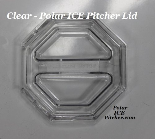 Polar Beers - Polar ICE Pitcher - Clear Lid only