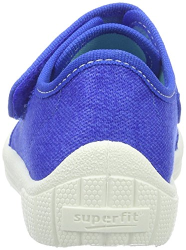 Superfit Superfitbill - Zapatillas de casa Niños Blau (bluet Kombi)