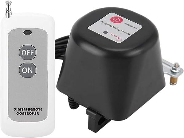 Automatique Numérique Pressure Télécommande On Off Interrupteur 220V pour