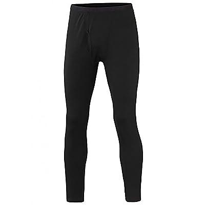 Terramar Men's Polypropylene Lightweight Mesh Knit Pants: Clothing