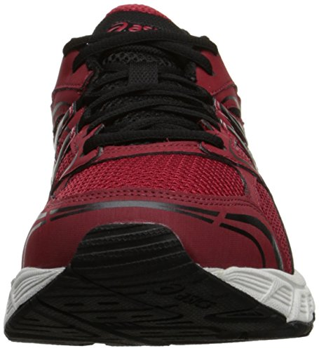 ASICS Mens GEL-Equation 8 Running Shoe Chili Pepper/Black/Silver 3Ai9CXyBND