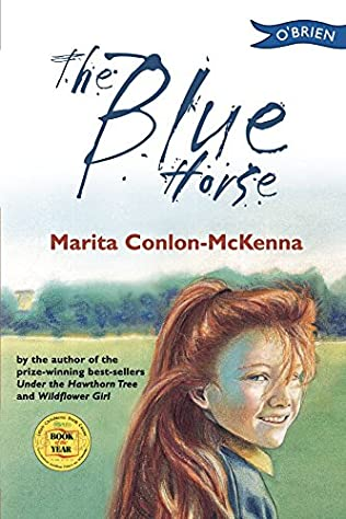 book cover of The Blue Horse