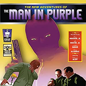 The New Adventures of the Man in Purple Audiobook