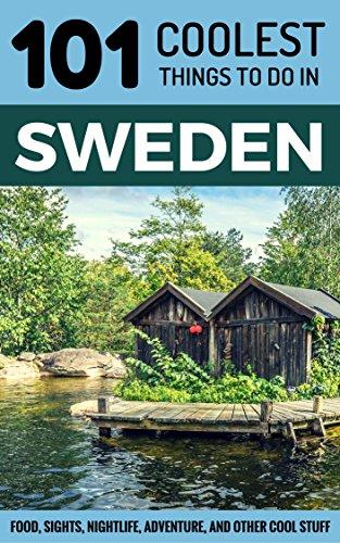 Sweden Coolest Stockholm Gothenburg Scandinavia ebook product image
