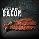Pederson's Farms Uncured Turkey Bacon (4 Pack) No