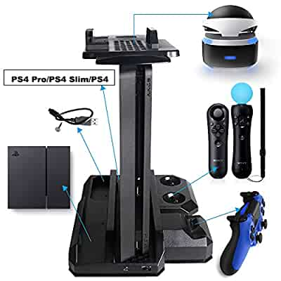 Amazon Com Playstation Ps Vr Showcase Stand Rapid Ac