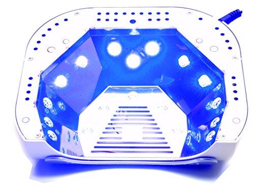 2) Gelish 18G Professional Salon Gel LED Nail Polish Curing