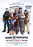 Rare Export Un Cuento Gamberro De Navida (Import Movie) (European Format - Zone 2) (2012) Per Christian Ell