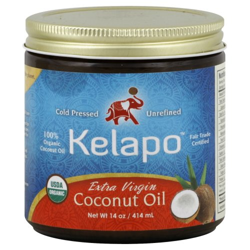 Kelapo Extra Virgin Coconut Ounce
