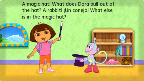 LeapFrog LeapPad Dora's Amazing Show Ultra eBook (works with all LeapPad tablets) by LeapFrog (Image #6)