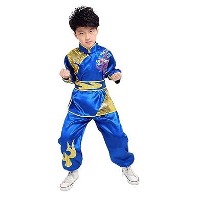 Meijunter Chinese Kung Fu Costume - Tai Chi Martial Arts