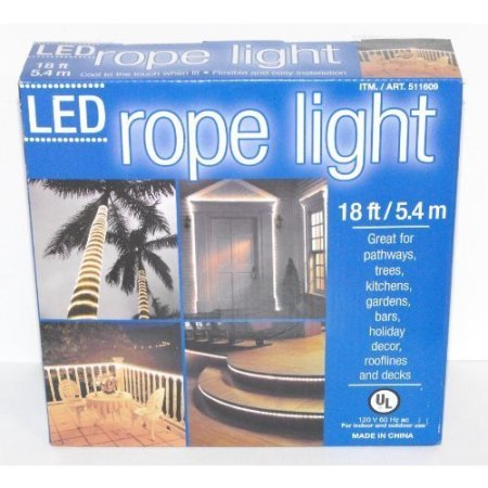 Everstar Merchandise Led Rope Lights