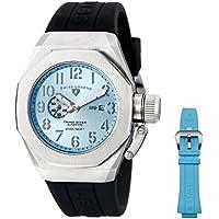 Swiss Legend Men's 10542A-012-W Trimix Diver Analog Display Swiss Automatic Black Watch